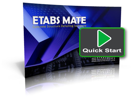 ETABS MATE - Concrete Detailing Software